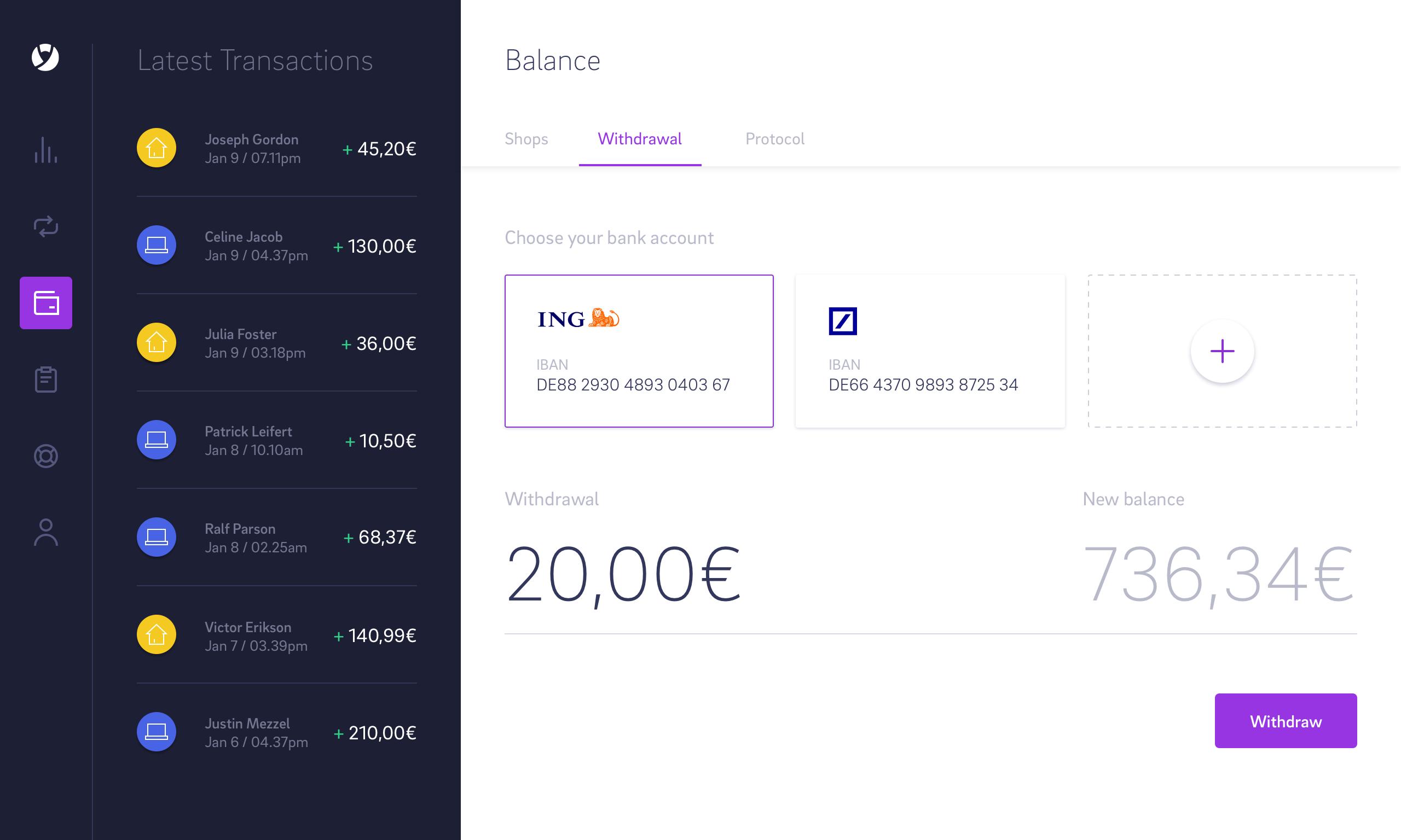 2 – Balance Business